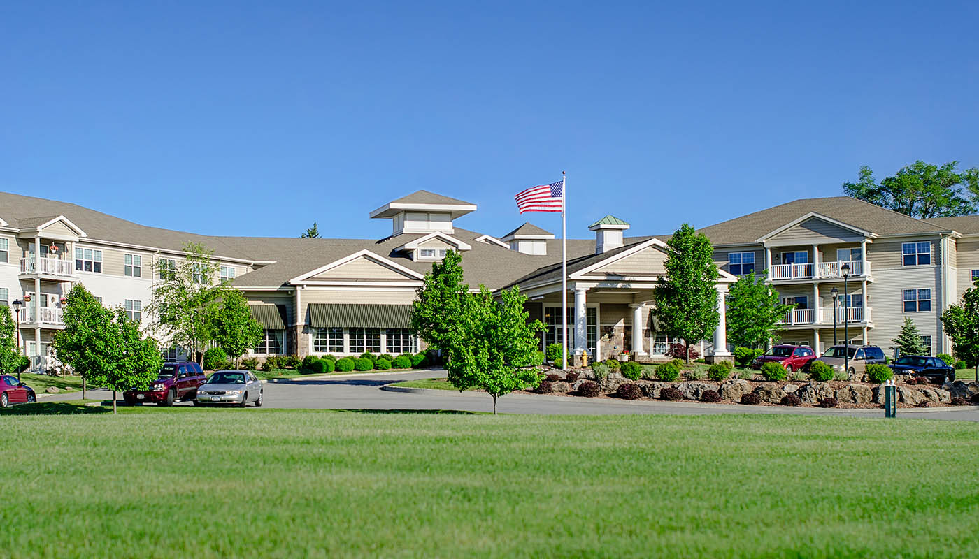 Legacy Parklands Rochester Retirement Community