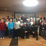 Every Tuesday 50 of us would gather at the Chili Senior Center and come together to go on the various field trips, to learn something new.