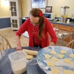 Sharon has spread her wings and become a baker for some of our events.